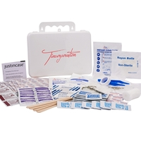Deluxe Home/Office First Aid Kit