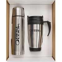 Thermo Bottle/Mug Gift Set