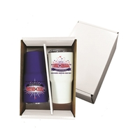 20 oz. Halcyon®Tumbler Gift Set, Full Color Digital