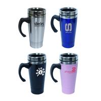 14 oz / 414ml Stainless Steel Travel Mug