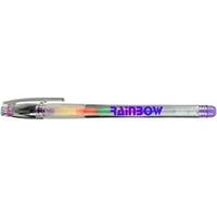 Gel Pen w/ Translucent Gripper Cap