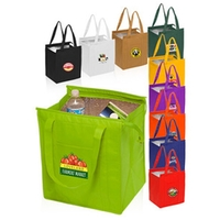 Non-Woven Insulated Shopping Tote Bags