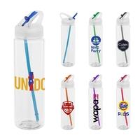 32 oz PET Plastic Water Bottle