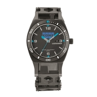 Leatherman Tread Tempo Black Multi Tool Watch