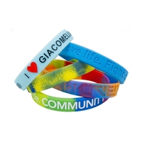 AP-Silicone Wristbands
