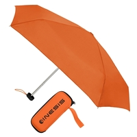 "Traveler Umbrella - 36"" arc, manual open, EVA case included"