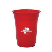 BLOCK PARTY 500 ML. (17 OZ.) SINGLE WALLED PARTY CUP