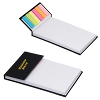 NOTES MEMOPAD WITH 150 STICKY NOTES