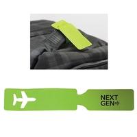 Excursion Airplane Luggage Tag