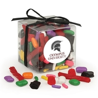 Licorice Lovers Mix in Stylish Acetate Cube