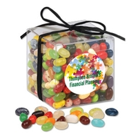 Jelly Belly® Jelly Beans in Stylish Acetate Cube