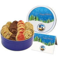 Classic Cookie Combo - Large Tin