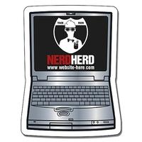 Magnet - Laptop Computer Shape (2.375x3.125) - Outdoor Safe
