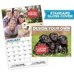 13 Month Custom Photo Appointment Wall Calendar - Standard G