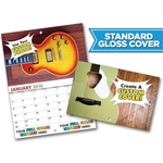 13 Month MINI Custom Photo Appointment Wall Calendar (5.5x8.