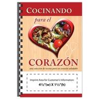 Version espanola cocinando para el libro de cocina del