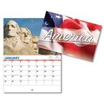 13 Month Mini Custom Photo Appointment Wall Calendar - PATRI