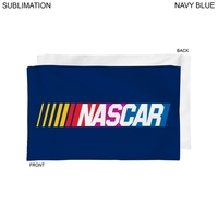 Velour Colored Towel, 12x18, Sublimated