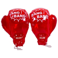 """18"""" Red Inflatable Boxing Gloves"""