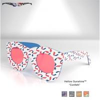 Hello Sunshine printed sunglasses