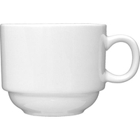 Fine Bone China Stackable CUP
