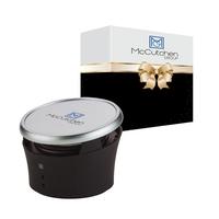 Drum Bluetooth® Speaker & Packaging