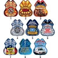 Plastic Badge, Full Color Digital