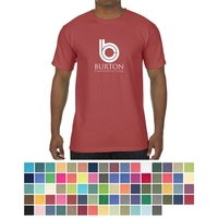 Comfort Colors - Garment Dyed Heavyweight Short Sleeve T-...