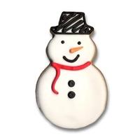 Jumbo Snowman Cookie