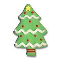 Jumbo Xmas Tree Cookie