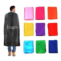 Super Hero Cape with Mask for Adults