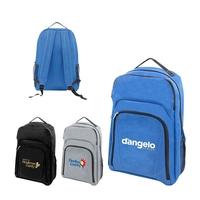 600D Polyester School Backpack Bag