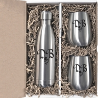 Stainless Gift Set