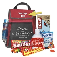 You're Appreciated Holiday Snack Cooler