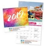 Kingswood Collection Custom Wall Calendar