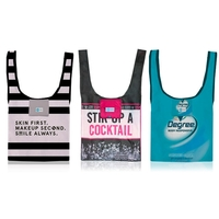 Full-Color, Full-Bleed Pop! Tote Collapsible Bag