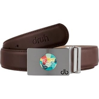 Ball Marker Buckle with Leather Strap