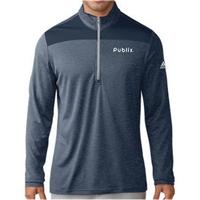 Adidas Lightweight UPF 1/4 Zip Pullover