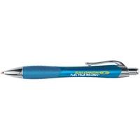 Matte Metallic Pen w/ Matching Gripper