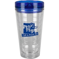 16 oz Tritan Travel Tumbler