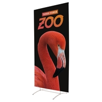 Snap Banner Display Single-Banner Kit