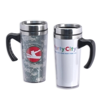 Digital Photo Travel Mug
