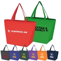 Caesar - Non-Woven Shopping Tote Bag