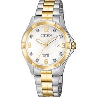 Citizen Women's Quartz Two-Tone Bracelet Watch