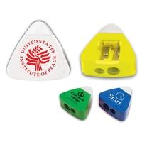 The Triad Eraser & Sharpeners