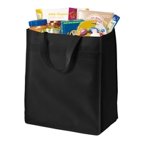 Port Authority Standard Polypropylene Grocery Tote.