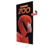 Snap Banner Display Double-Banner Kit