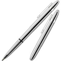 Chrome Bullet Pen w/ Chrome Clip