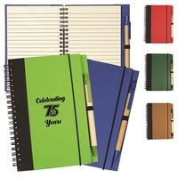 Contrast Paperboard Eco Journal