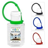 SanPal 1.0 oz Compact Hand Sanitizer Antibacterial Gel